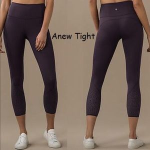 Lululemon Anew Tight Black Current 4